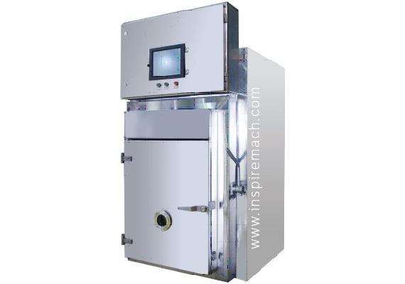 ตู้อบรมควันไส้กรอกระบบไฟฟ้า รุ่น YXD100