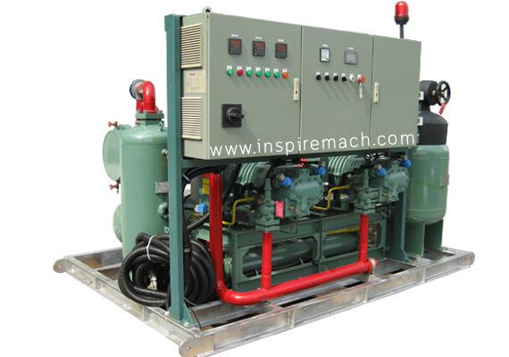 เครื่องผลิตน้ำแข็งแผ่น รุ่น PIM200